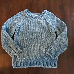 Little girl Fatface (UK) cozy sweater